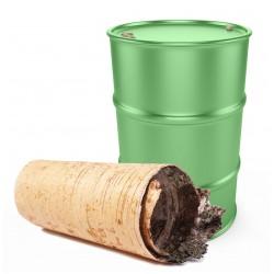 БЕРЕЗОВАЯ СМОЛА (ДЕГОТЬ) эфирное масло 100% нат.